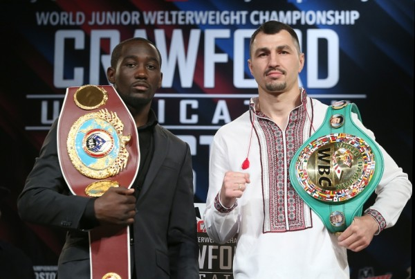 Crawford vs. Postol - Mikey Williams Top Rank22