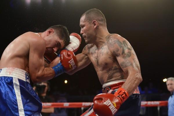 Alvarado vs. Torres Solo Boxeo - Ruben Cortez Top Rank