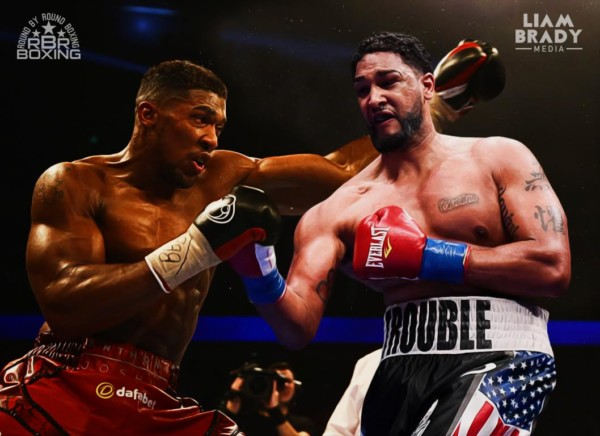 Anthony Joshua vs. Dominic Breazeale Edit