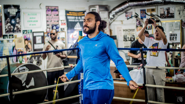 Keith Thurman Media Day - Andrew Cleary RBRBoxing (21)