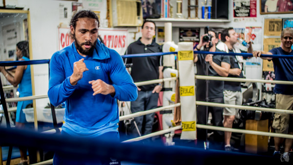 Keith Thurman Media Day - Andrew Cleary RBRBoxing (23)