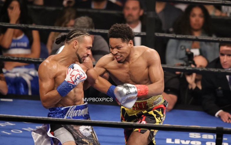 Keith Thurman vs. Shawn Porter - MVP RBRBoxing