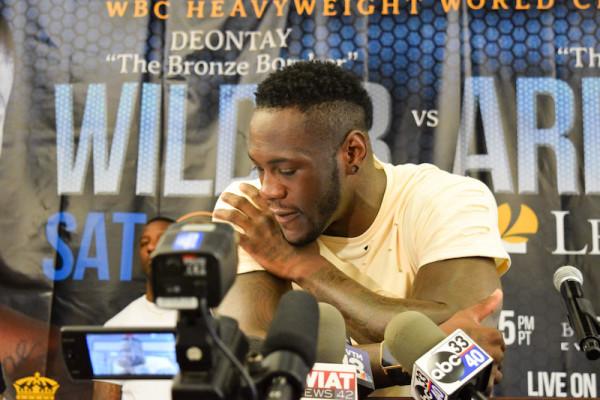 Wilder vs Arreola Fight Announcement Presser_Presser_Bill Hoffman _ Premier Boxing Champions7
