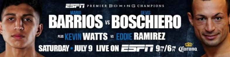 Barrios PBC on ESPN