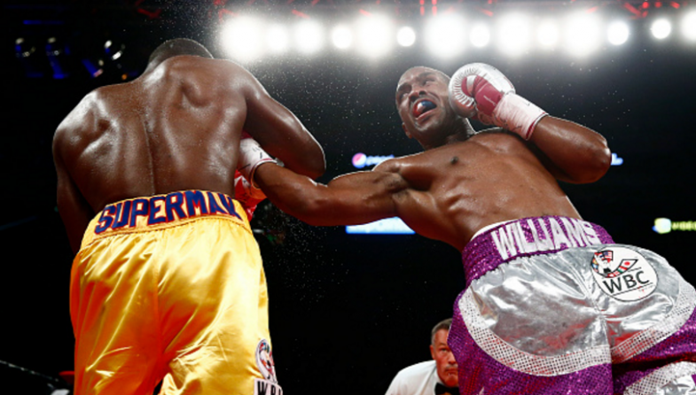 Adonis Stevenson vs. Thomas Williams3
