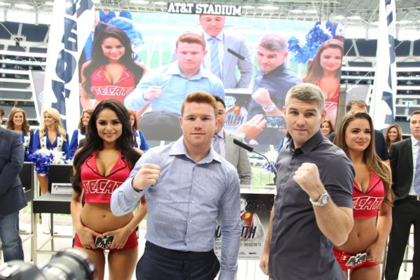 Canelo Alvarez vs. Liam Smith Dallas Presser - Jr. Barron RBRBoxing (44)