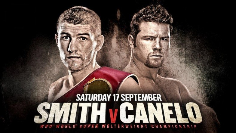 Canelo vs. Smith