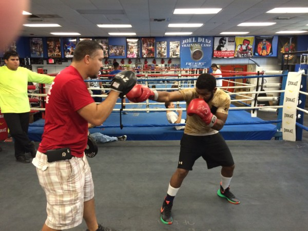 Felix Diaz - Training Camp_Training camp_Team Diaz _ Premier Boxing Champions