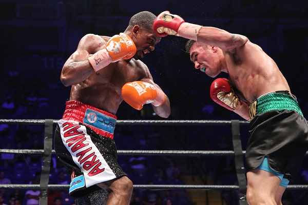 """""""There's going to be times I'll have to dig deep,"""" the title contender told Round By Round Boxing."""