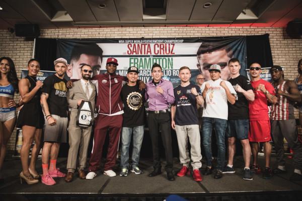 Leo Santa Cruz vs. Carl Frampton Final Presser - Amanda Westcott (21)