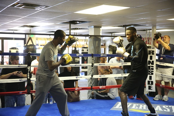 PBC on FOX 7.16.2016 - Media Workouts_Workout_Jennifer Hagler _ DiBella Entertainment _ Premier Boxing Champions1