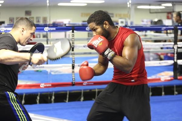 PBC on FOX 7.16.2016 - Media Workouts_Workout_Jennifer Hagler _ DiBella Entertainment _ Premier Boxing Champions22