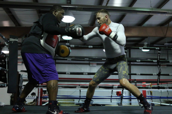 Sammy Vasquez Training Camp - June 2016_Training camp_Ryan Greene _ Premier Boxing Champions9