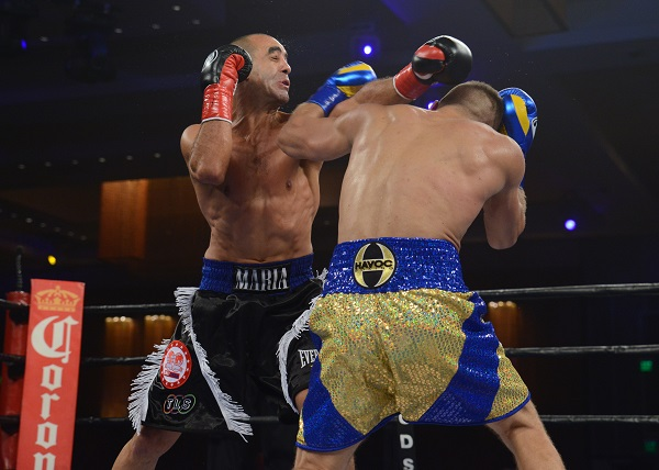 Sergiy Derevyanchenko vs Sam Soliman - July 21_ 2016_07_21_2016_Fight_Will Paul _ Premier Boxing Champions