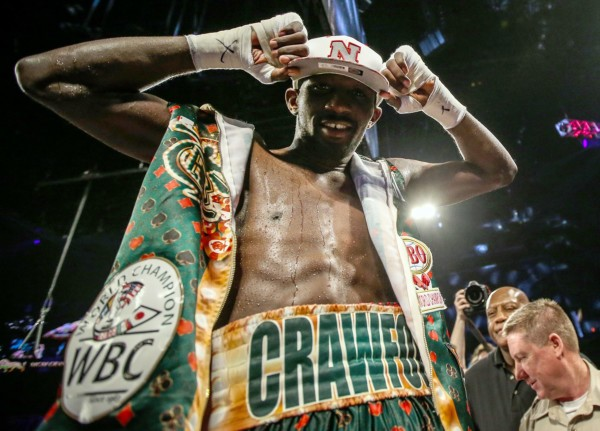 Terence Crawford - Mikey Williams