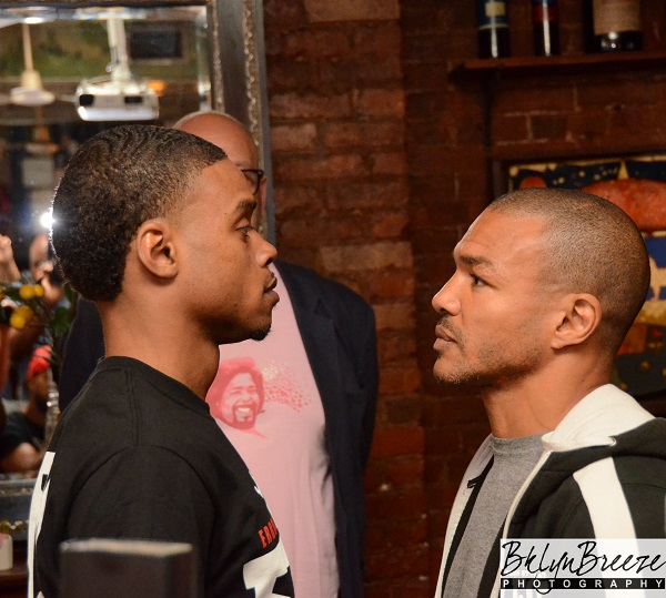 Errol Spence vs. Leonard Bundu (1)
