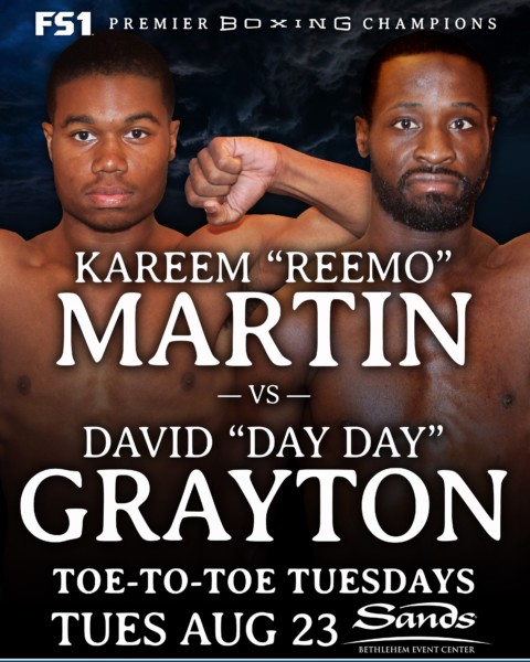 Kareem Martin vs. David Grayton