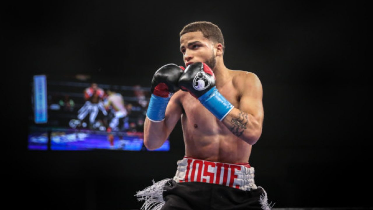 After Rocky Stint with Mayweather Promotions, Josue Vargas Signs with Top  Rank | Round By Round Boxing