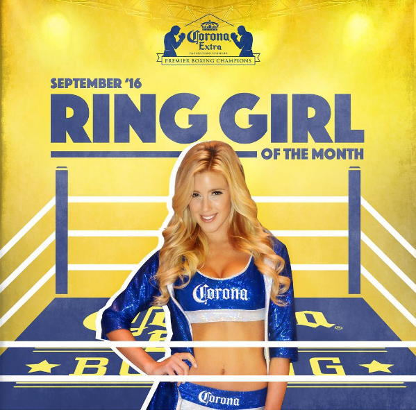 Jess Harbour Corona Ring Girl