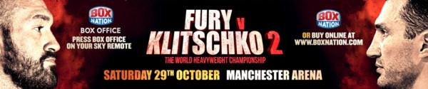 Tyson Fury vs. Wladimir Klitschko 2