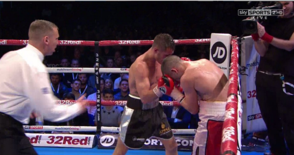 Ryan Burnett Screenshot via Sky Sports