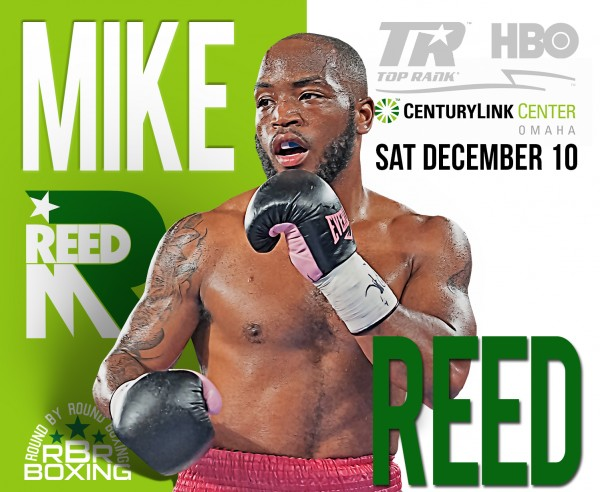 Mike Reed - December 10