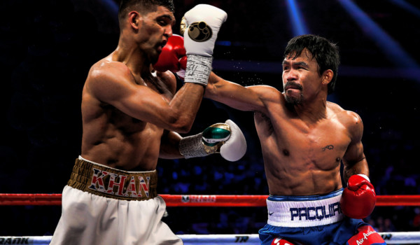 Clash In Cotai II - Manny Pacquiao v Chris Algieri