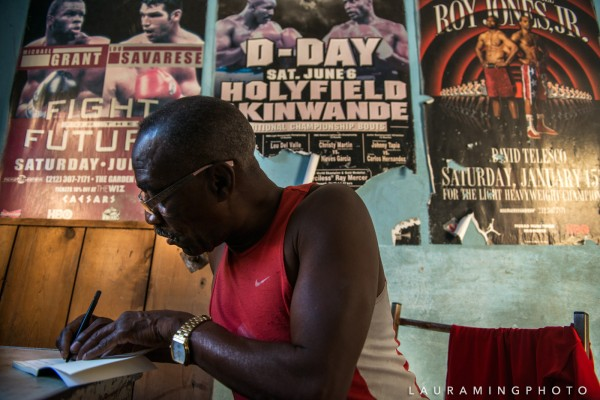 Cuban Boxing Photos - Laura Ming Wong