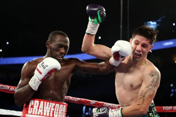 Crawford vs. Molina - Mikey Williams