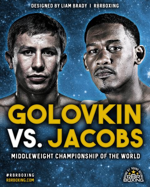 Golovkin Jacobs