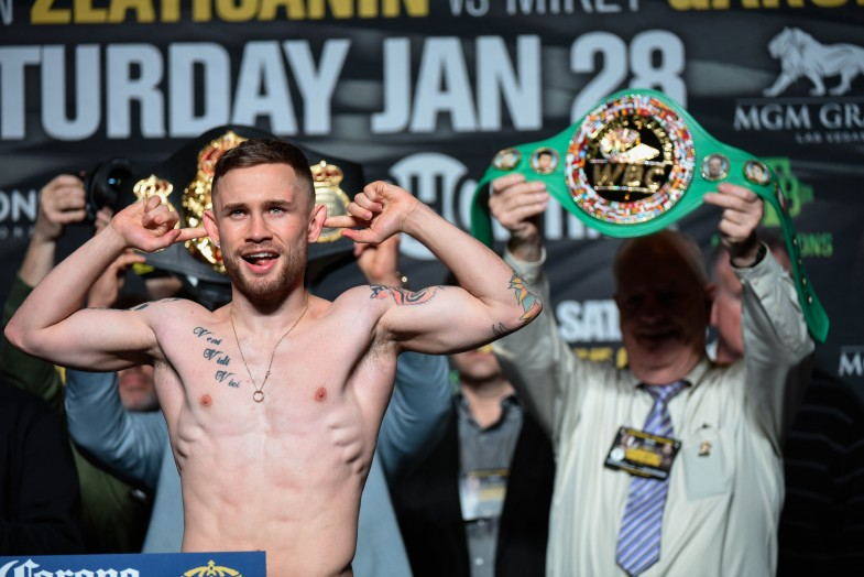 Carl Frampton vs. Leo Santa Cruz 2 - Julio Sanchez RBR (5)