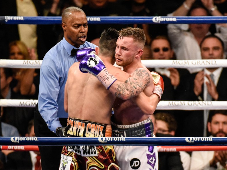 Carl Frampton vs. Leo Santa Cruz 2 - Julio Sanchez RBRBoxing (1)
