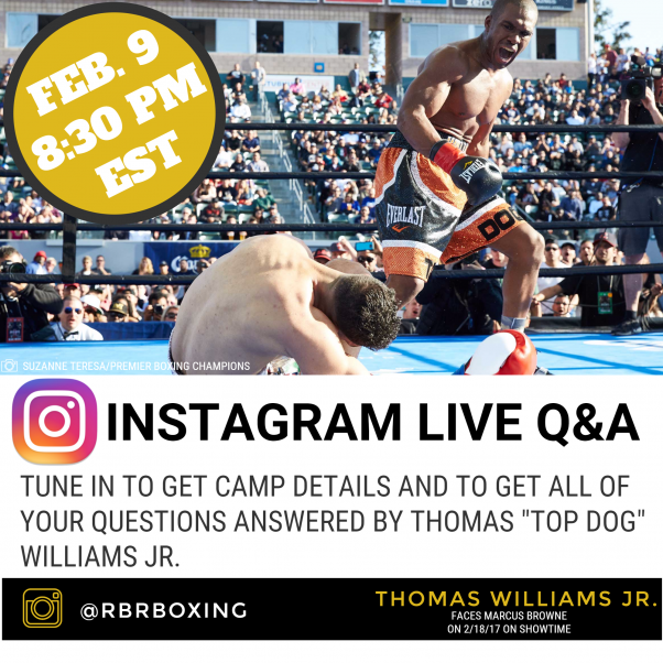 Thomas Top Dog Williams