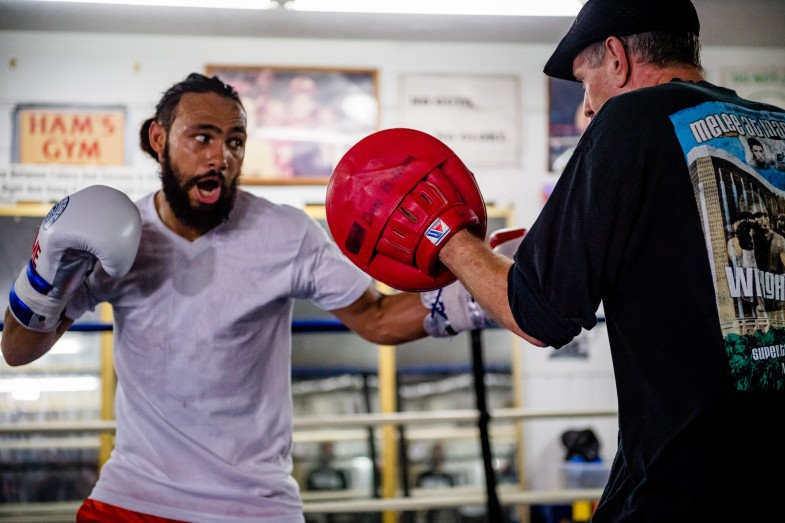 Keith Thurman Media Workout_02_04_2017_Workout_Prime 360 Photography _ Premier Boxing Champions5