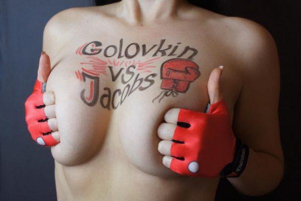 Golovkin vs. Jacobs