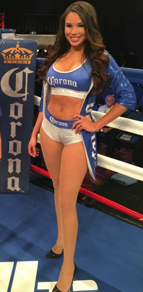 15 Hottest Boxing Ring Girls On Instagram