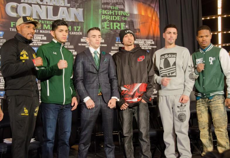 Michael Conlan vs. Tim Ibarra Final Press Conference - Brant Wilson RBRBoxing (14)