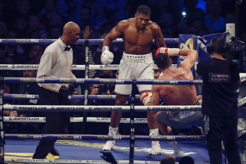 015_Anthony Joshua vs Wladimir Klitschko