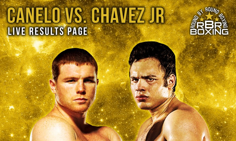 Canelo Alvarez vs. Julio Cesar Chavez Jr.