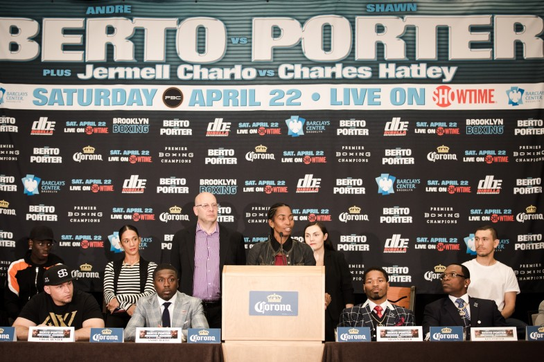 Shawn Porter vs. Andre Berto Final Presser - Amanda Westcott Showtime (13)