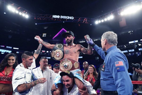 Photo by Ed Mulholland/HBO Boxing