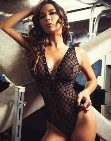 Arianny Celeste Nude Photos 52