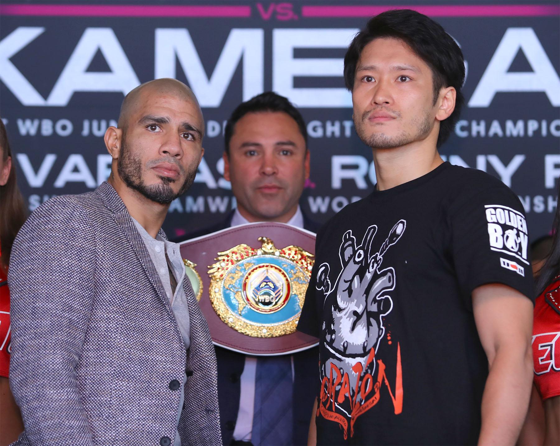 Miguel Cotto, Yoshihiro Kamegai - Ready For War