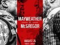 Mayweather vs. McGregor Live Results