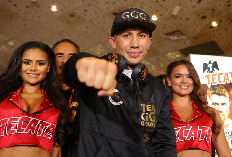 Gennady Golovkin signs with DAZN for the remainder of his career