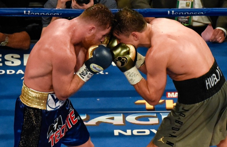 Canelo Judge at Center of Draw Controversy Stood Down