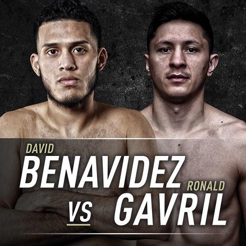 Benavidez Gavril Rematch