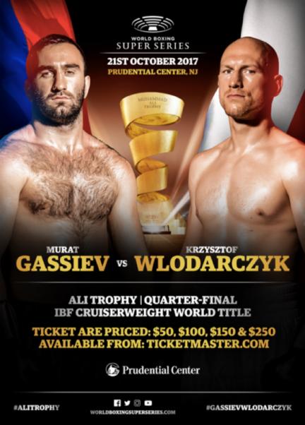 Gassiev vs. Wlodarczyk