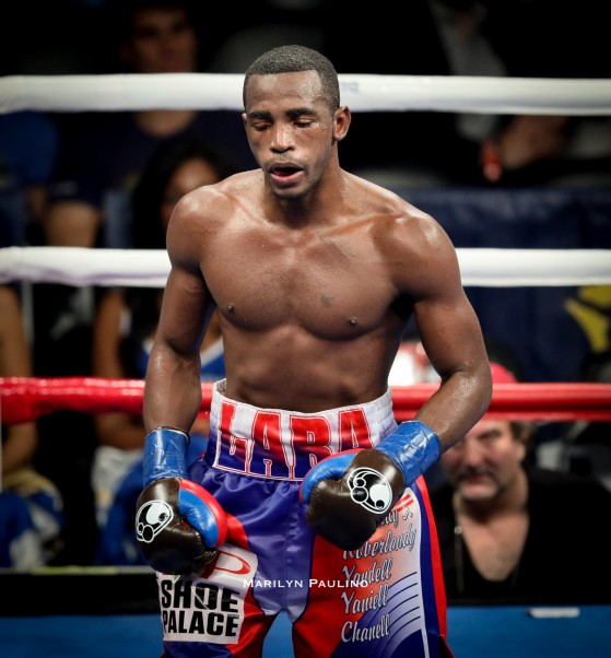 Photo Gallery | Erislandy Lara vs. Terrell Gausha Fight ...
