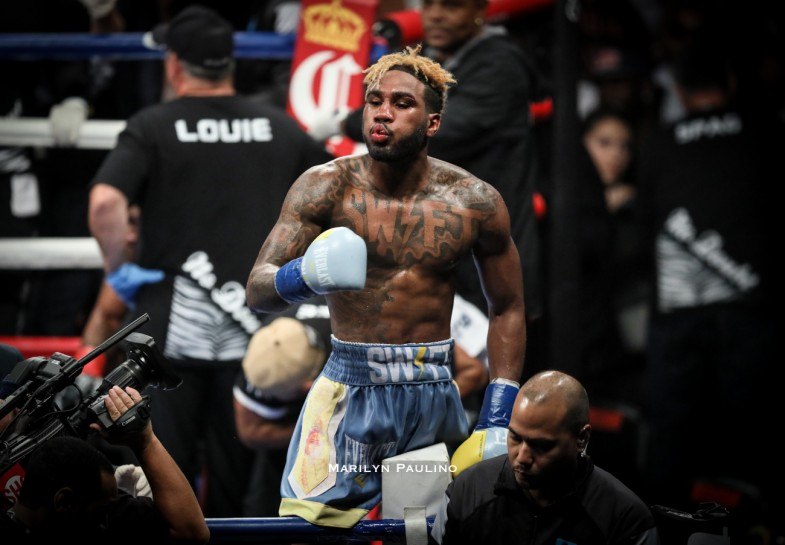 Jarrett Hurd vs. Austin Trout MVP RBRBoxing 22 - Jarrett Hurd Emerges As Unified Light Middleweight Champion with Gutsy Performance against Erislandy Lara